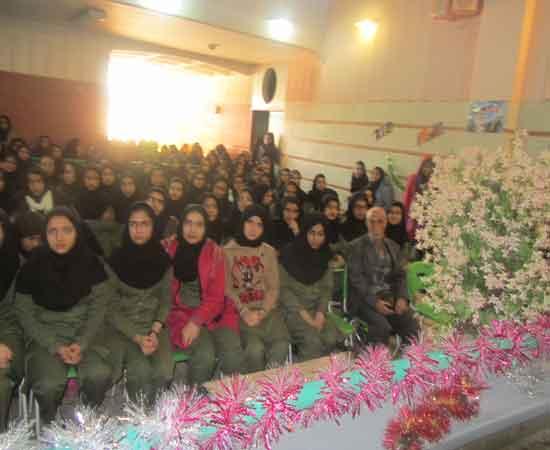 دبیرستان نمونه دولتی حضرت آمنه همدان